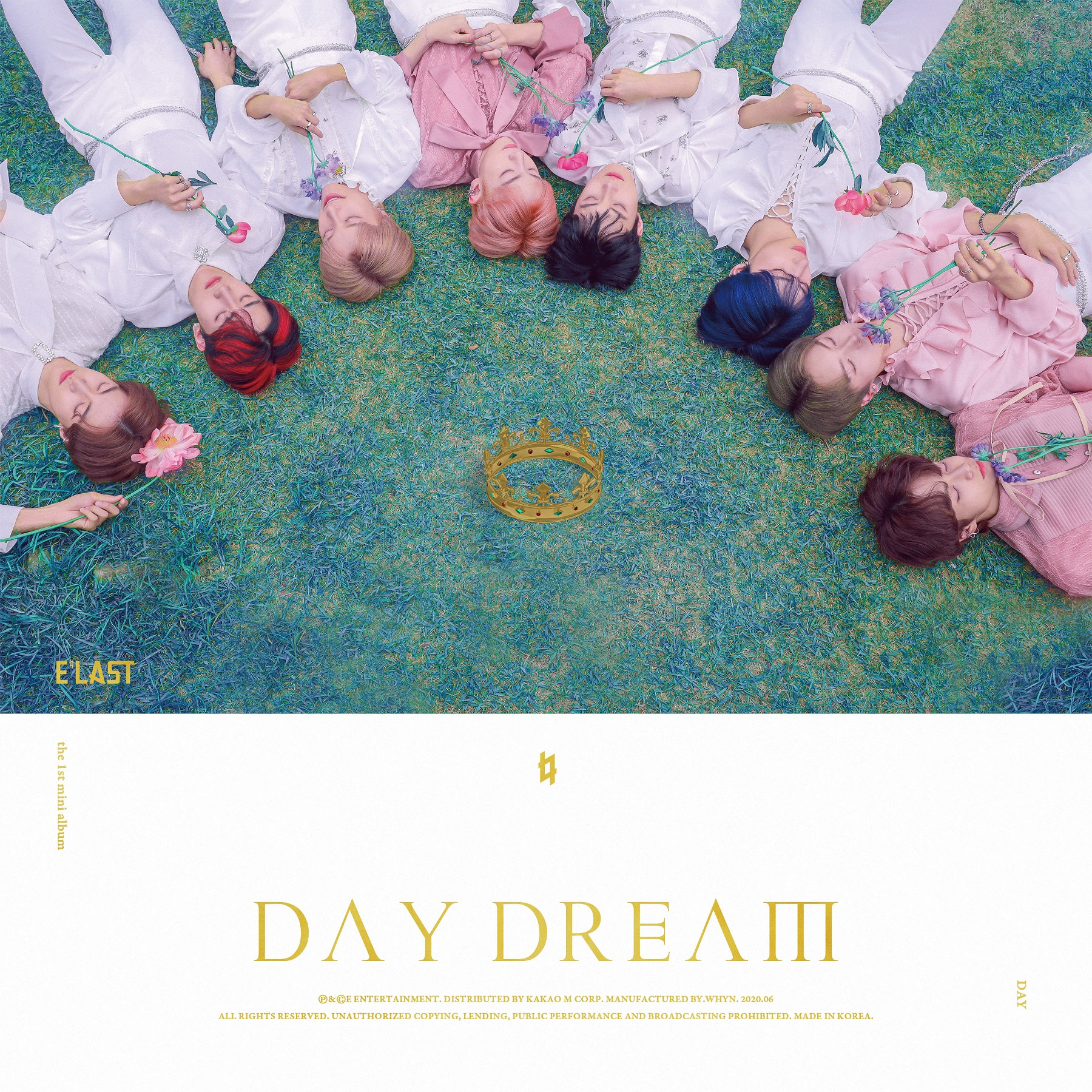 E'LAST - Mini Album Vol.1 [Day Dream] (Day Ver.)케이팝스토어(kpop store)