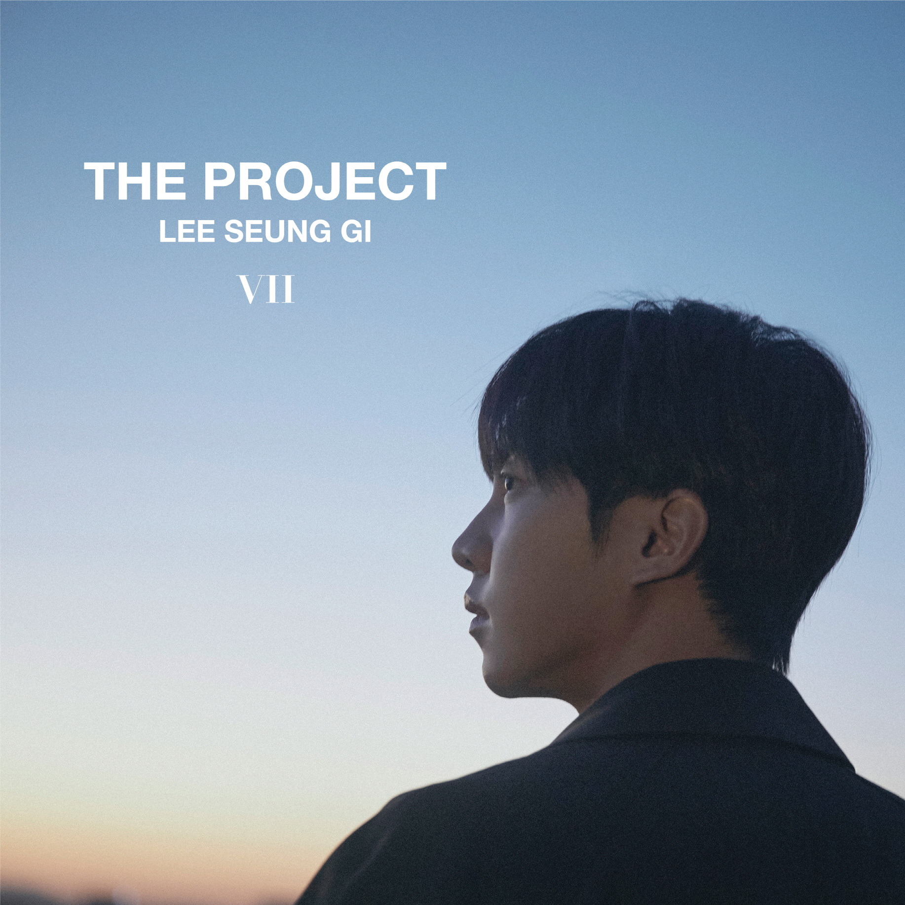 [PRE-ORDER] Lee Seung Gi - Album Vol.7 [The Project]케이팝스토어(kpop store)