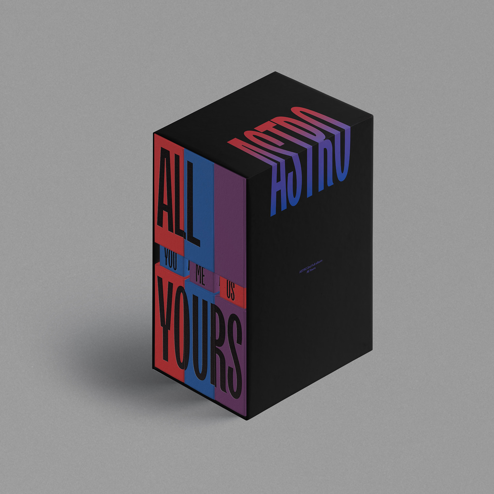 [PRE-ORDER] ASTRO - Album Vol.2 [All Yours] (Set ver.) (Limited Edition)케이팝스토어(kpop store)