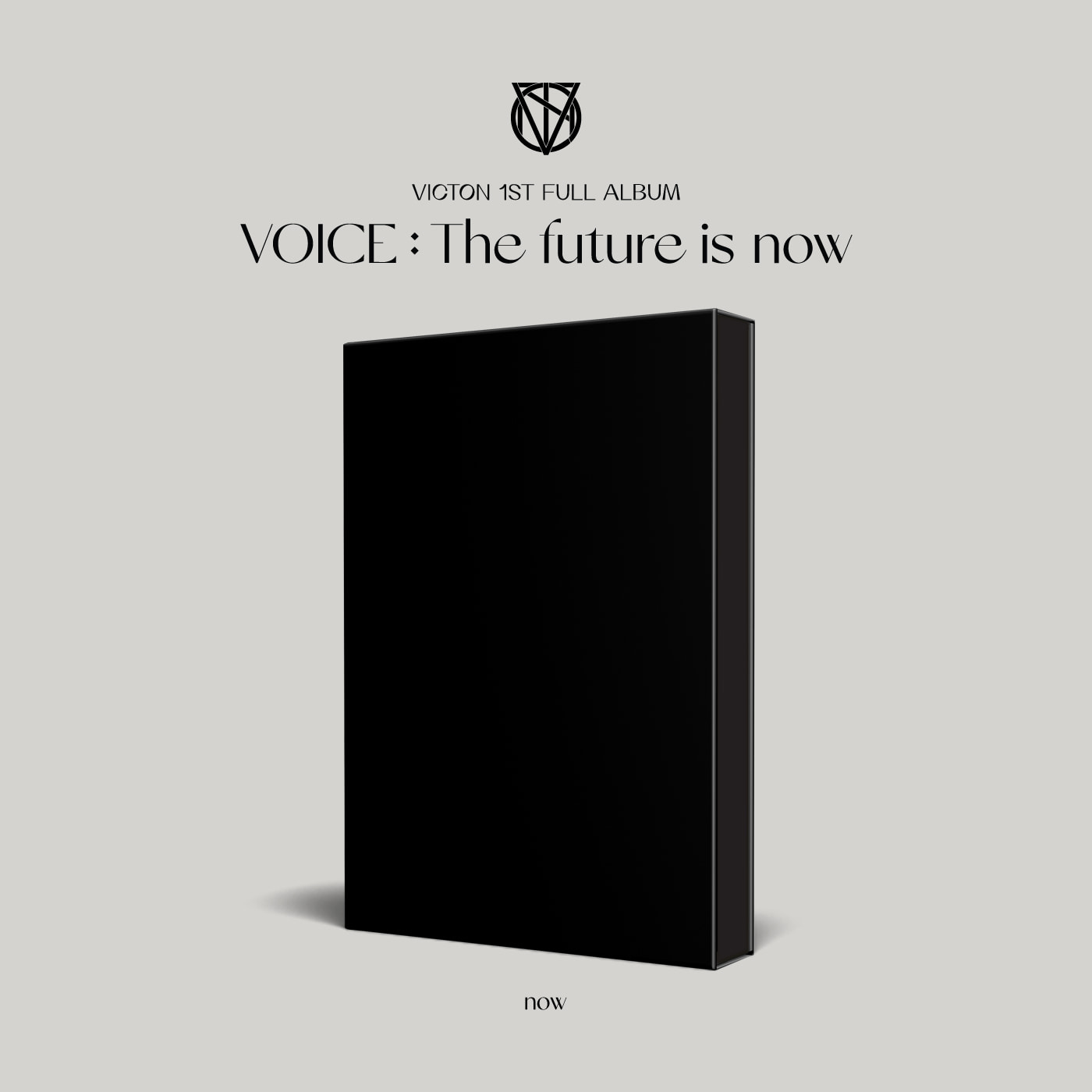 [PRE-ORDER] VICTON - Album Vol.1 [VOICE : The future is now] (now ver.)케이팝스토어(kpop store)