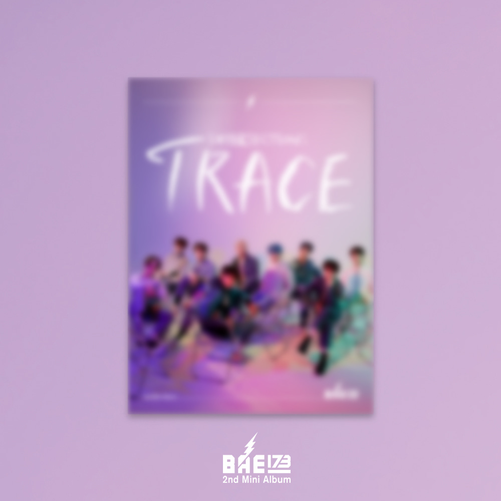 [PRE-ORDER] BAE173 - 미니 2집 [INTERSECTION : TRACE]케이팝스토어(kpop store)