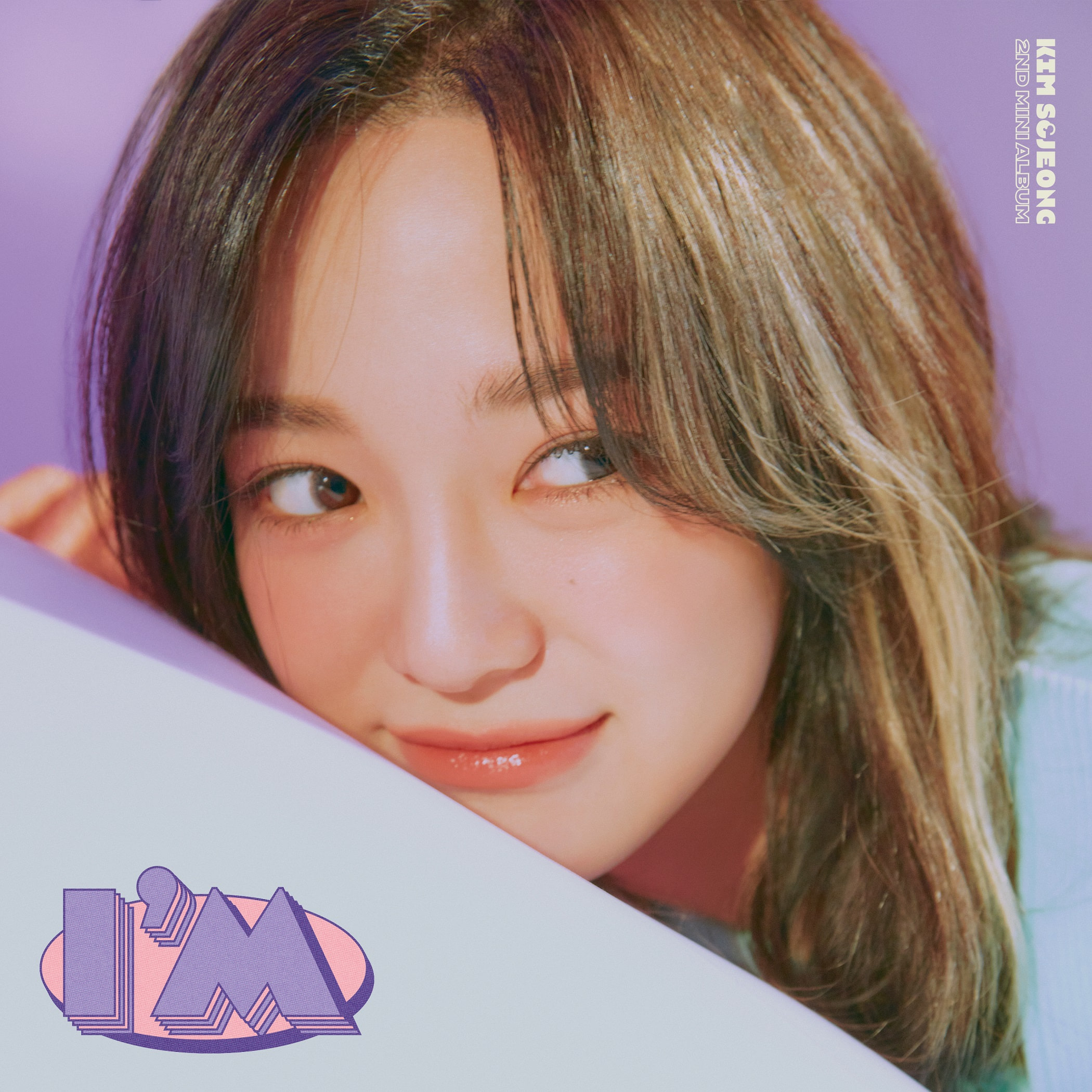 Kim Se Jeong - Mini Album Vol.2 [I'm]케이팝스토어(kpop store)