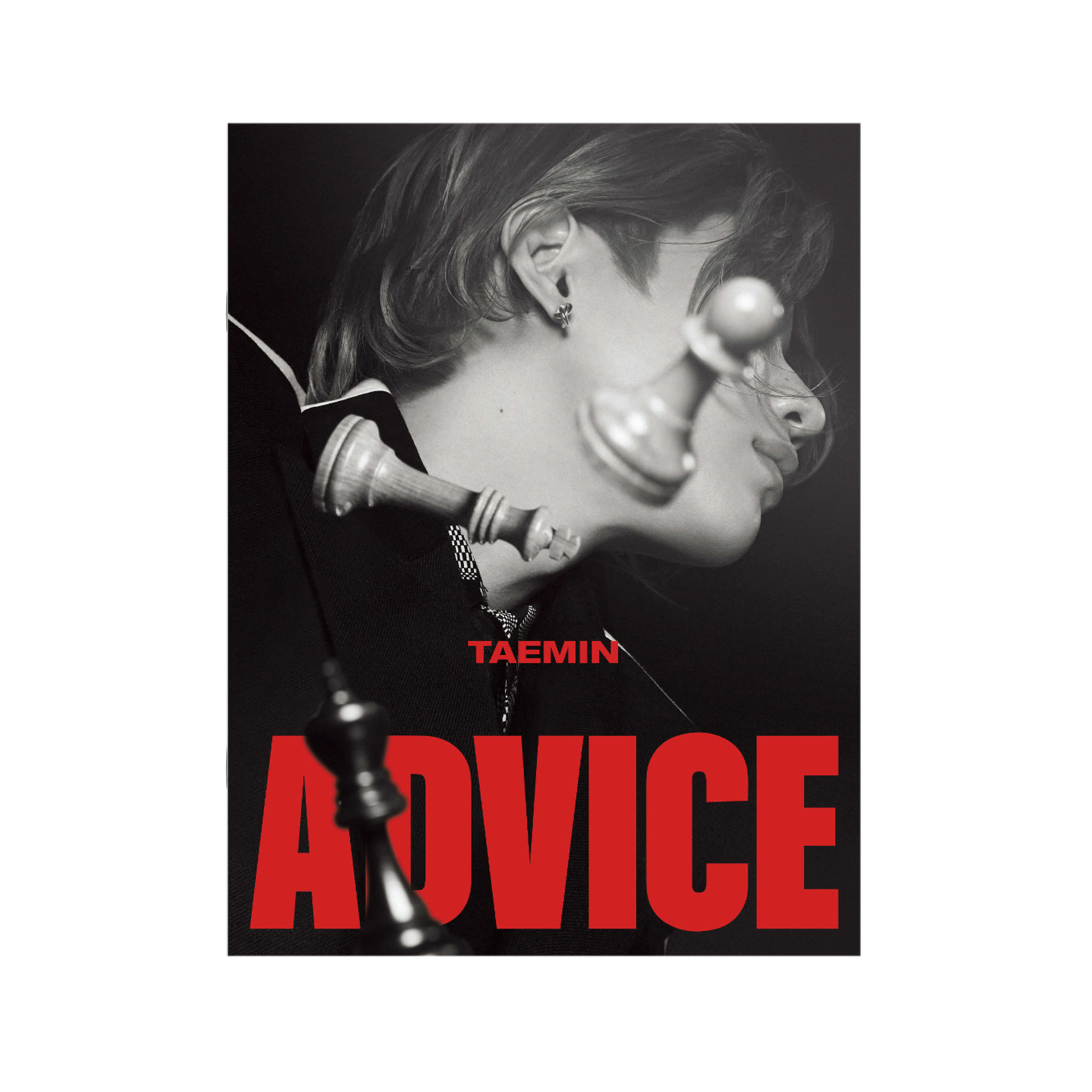 태민(TAEMIN) - 3rd Mini Album [Advice]케이팝스토어(kpop store)